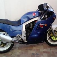 Suzuki gsxr1100 presling te koop