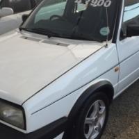 1988 Volkswagen Jetta cli 2.0i 8v for sale