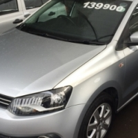 2011 Volkswagen Polo sedan 1.4 comfortline for sale