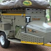 Challenger Dakar 4x4 Off Road Trailer