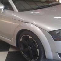 Audi TT 2001 Audi TT Coupe 2 door