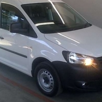 VW Caddy CREW BUS MAXI 2.0 TDI P/V