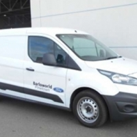 Ford Transit CONNECT 1.6TDCi LWB F/C P/V