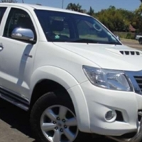 Toyota Hilux 2012 Heritage LTD Edition