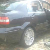 Black Polo Sedan