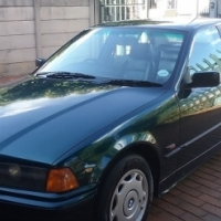 1996 BMW 316i E36 dolphin in Excellent condition withy FSH