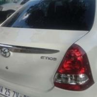 Toyota Etios 2014 Sedan Manual