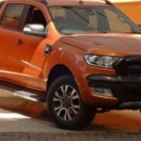 Ford Ranger 3.2 WILDTRAK HI RIDER D/CAB