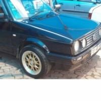 2009 Black VW Tenaciti 1.4i 146350Km