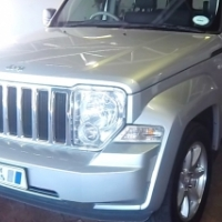 2008 Jeep Cherokee 2.8 CRD Limited Auto