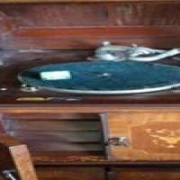 Antieke Grammofoon