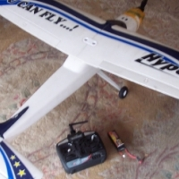 RC DISCOVERY AIRCRAFT
