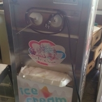 Ice Cream Machine 2 group