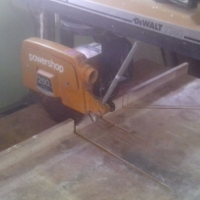 Dewalt Radial arm 7740