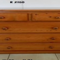 Solid all Wooden chest of drawers for sale