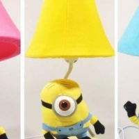 Minion Bedside Lamps