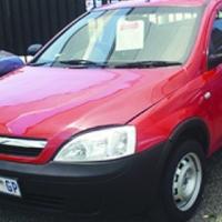 2012 Chevrolet Utility Bakkie