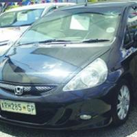 2008 Honda Jazz a/t
