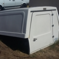 Canopy for Nissan Hardbody SWB will fit other makes as well R1 500-00 Phone Nico 079 601 9813
