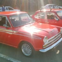 1966 Ford Cortina for sale