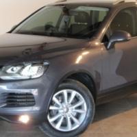 2011 VW Touareg 3.0 V6 Tdi Bluemotion T/Tronic
