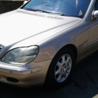 Mercedes Benz S500 2003