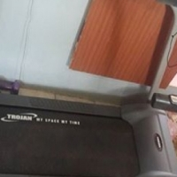 TROJAN MARATHON 220 TREAD MILL IN IMMACULATE CONDITION