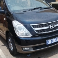 2014 Hyundai H1 8 Seater Bus , Leather Interior , Auto , Code 3