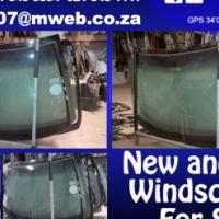 Hyundai, Kia, Mercedes, BMW, Mazda, Toyota, Nissan, Opel... new and used windscreens for sale