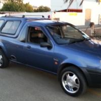 2005 Ford Bantam 1.3