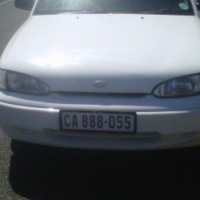 HYUNDAI ACCENT '96 1.5 Lady owner