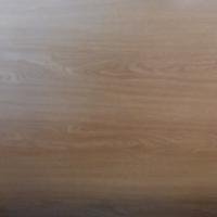 oak finished melamine desk top in good condition