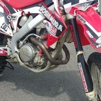 CRF450 Honda 2011