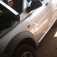 Land Rover Freelander striping for spares