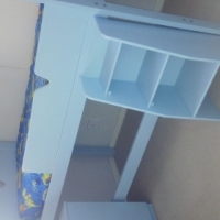 Kiddies Bedset plus drawers and desk