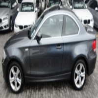2012 BMW 120d Coupe Automatic,