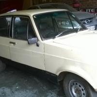 1978 Ford Escort body