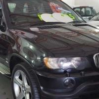 BMW X series SUV X5
