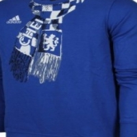 Adidas Chelsea Graphic Sweat Top