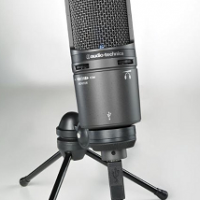 AUDIO TECNICA AT2020 STUDIO USB MICROPHONE