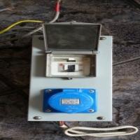 Wylex RCD circuit breaker unit