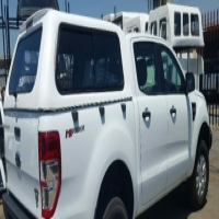 BRAND NEW FORD RANGER T6 2012-2016 DC WHITE CANOPY FOR SALE!!