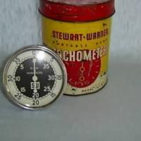 Portable Rev Counter / Tachometer