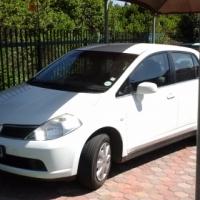 2009 Nissan Tiida 1,6 visa