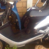 Vuka Xr125 R2000 sold as is At Clives Bikes