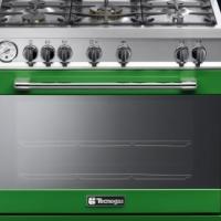 Brand new Tecnogas freestanding stoves