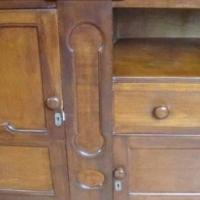 Vintage Sideboard 1370mm length 490mm width 930mm height