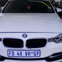 2012 bmw 320i manual  white