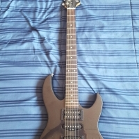 Used, Crafter Electric Guitar + Ibamez AMP + Zoom Effects Peddal for sale  Pretoria North