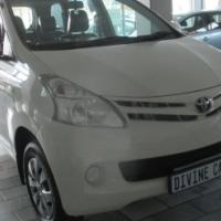Toyota Avenza 1.5 Sx Comfortline 2012 Model